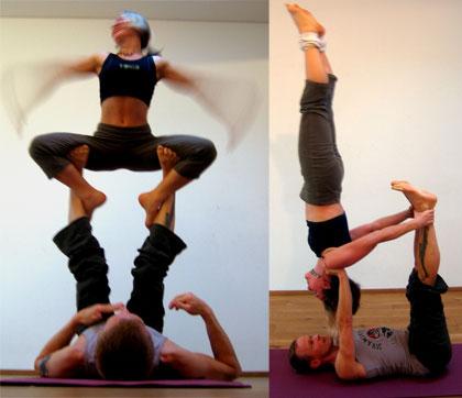 YogaCircle Berlin – Yoga&Acrobatik FLYING ASANA