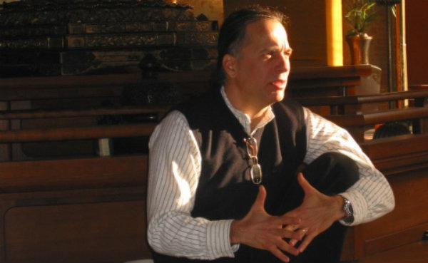 Rajanaka Yoga: Dr. Douglas Brooks im Portrait