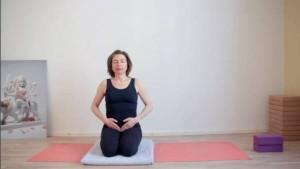Sharada Devi Hiller, Kinderwunsch Yoga Asana, für DVD, YogaCircle Berlin Shop