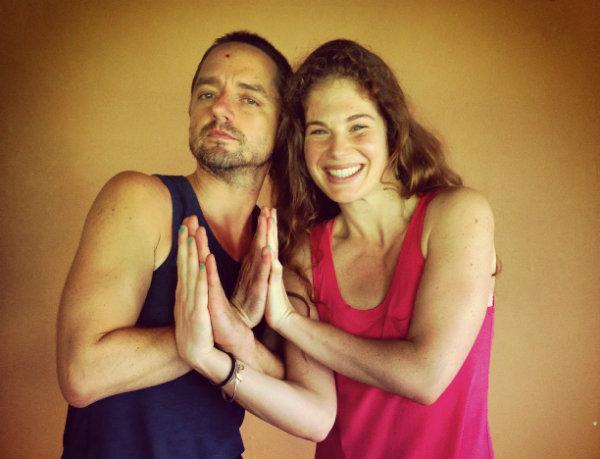 Neue Gesichter im YogaCircle Berlin: Liebelei Lawrence