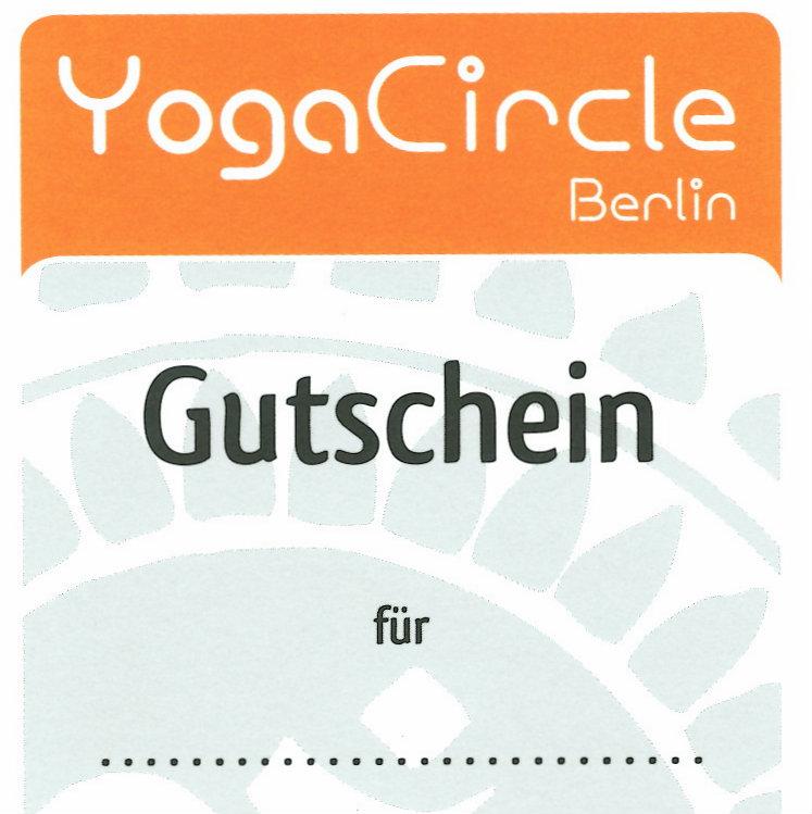 Gutscheine im YCB Yoga Shop