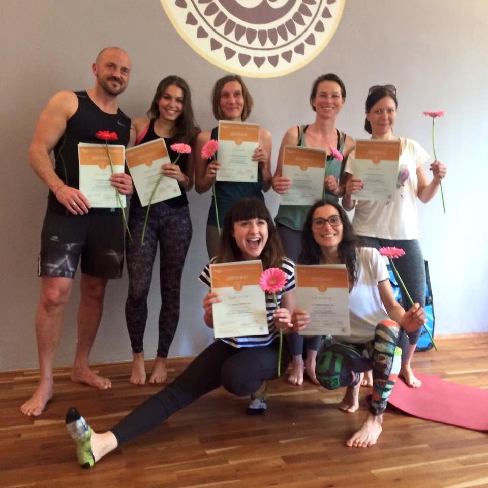 200+ Hours Yoga Teacher Training Level I - YogaCircle Berlin