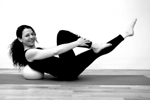 Gesichter im YogaCircle Berlin: Maria Mastrogianni