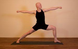 Open Classes, Thomas Bessel in warrior 2