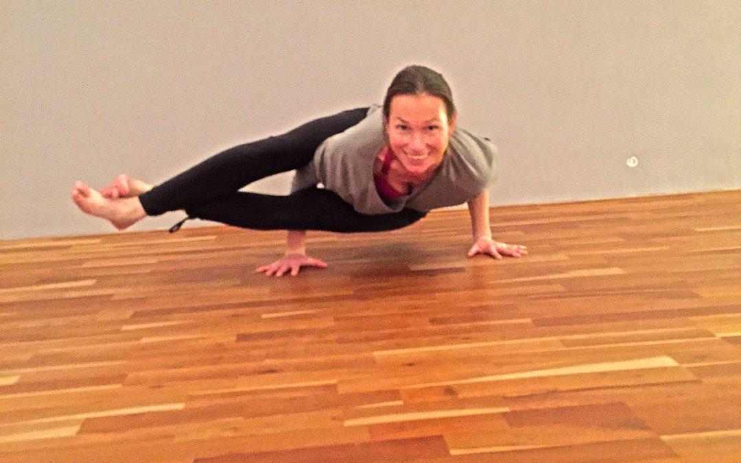 Gesichter im YogaCircle: Venna von Lepel