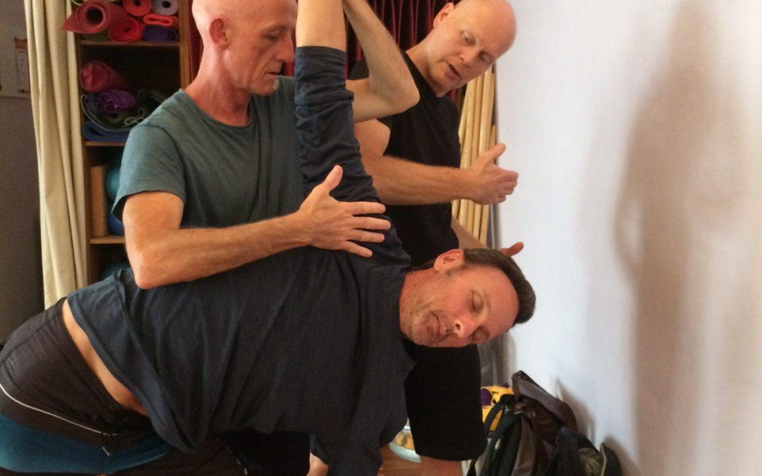 Yogalehrer / in gesucht