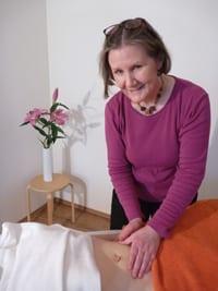 Fruchtbarkeitsmassagen durch Anne Roth