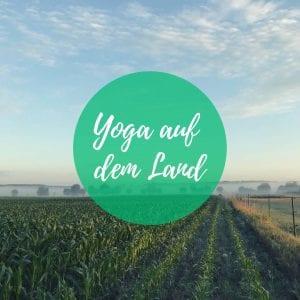 Yoga auf dem Land