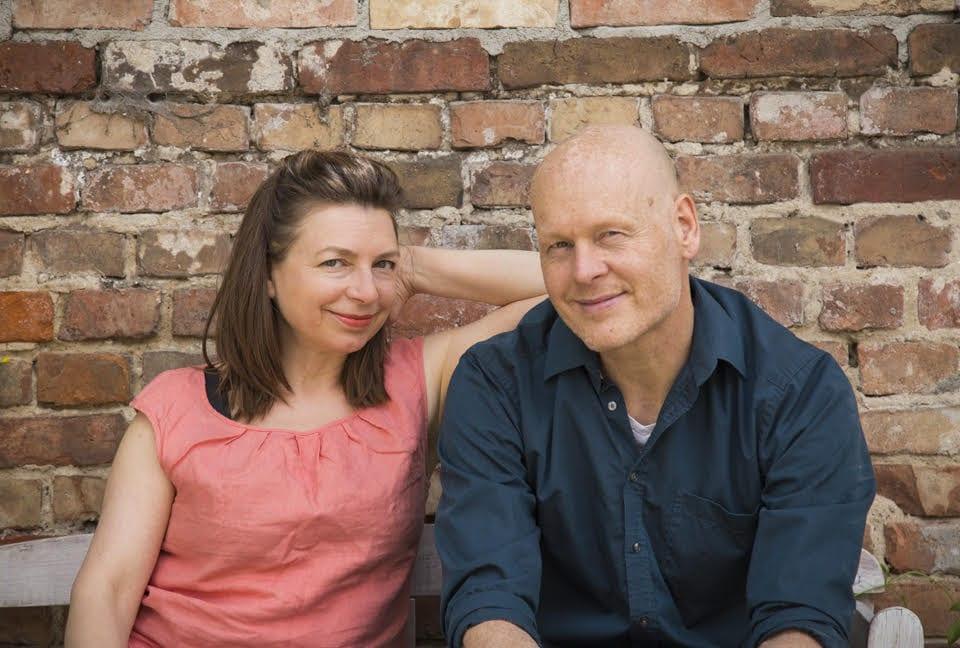 Sharada Devi und Thomas Bessel. Gründer und Inhaber der Yogacircle Berlin Akademie